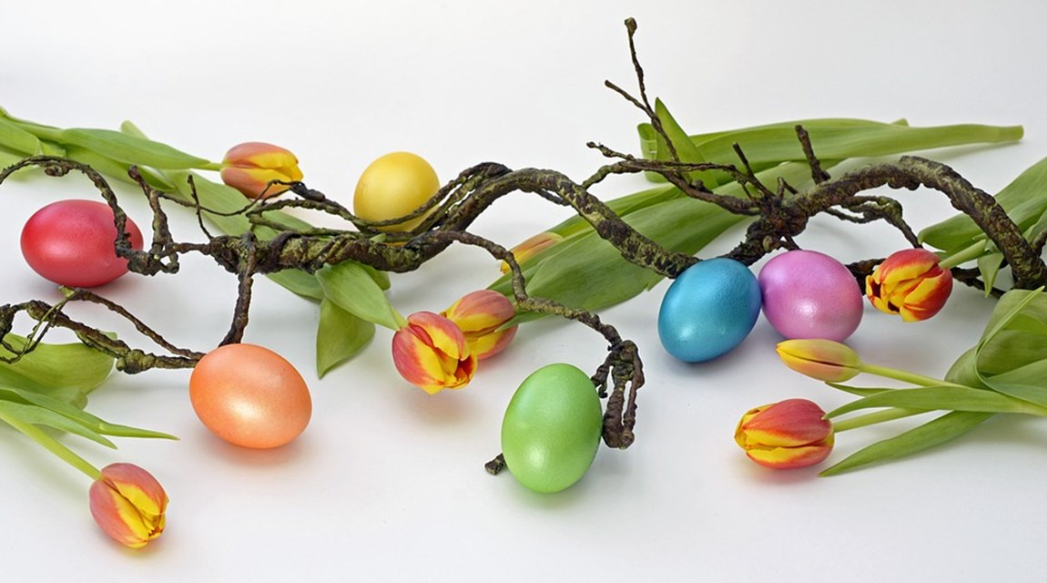 Easter - 01/04/2018